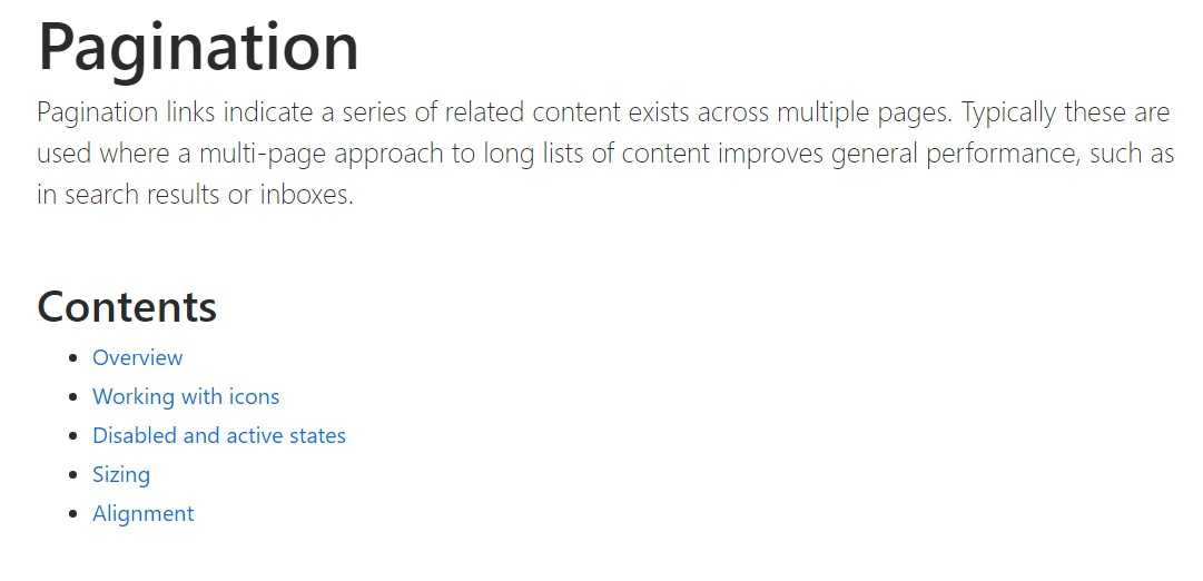 Bootstrap pagination  approved  documents