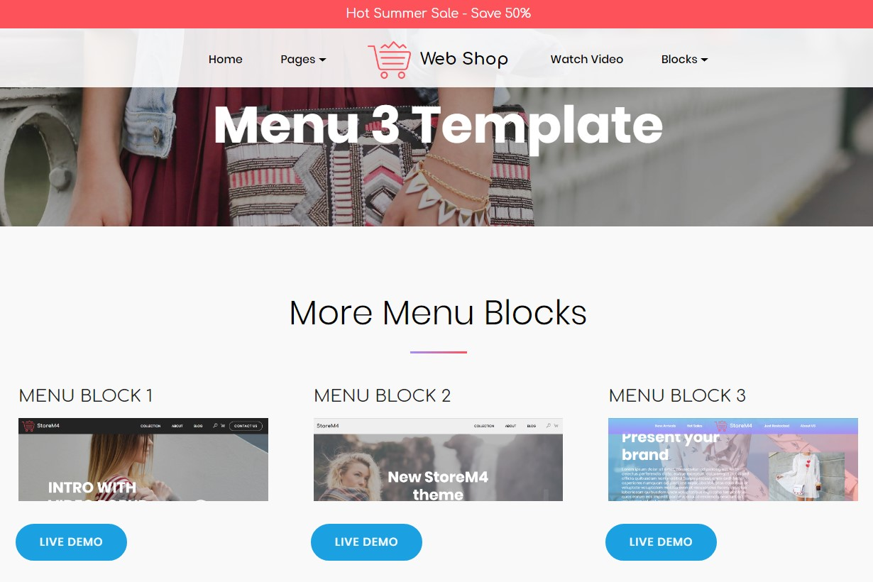 Top 53 Shocking CSS3 Templates Examples