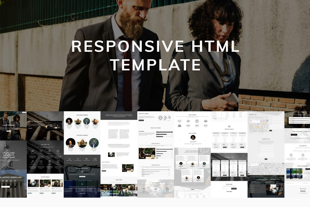 Top 41 Innovative And Creative Jquery Templates Collection